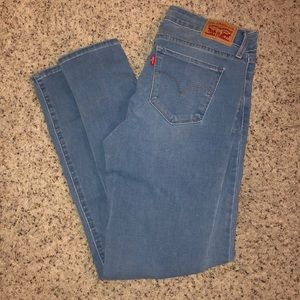 711 Levi's skinny jeans! ACCEPTING ALL OFFERS